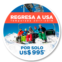Promocion Regresa USA del Programa Work and Travel USA